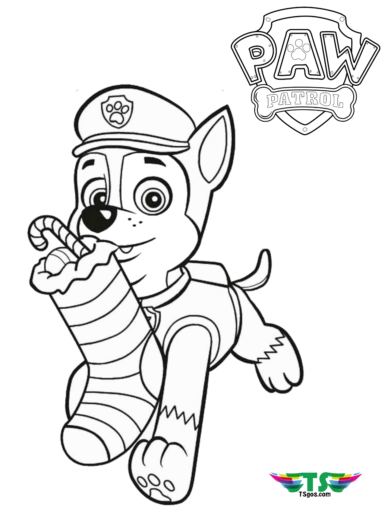 paw patrol free coloring pages printable free paw patrol coloring pages happiness is homemade paw coloring pages printable patrol free
