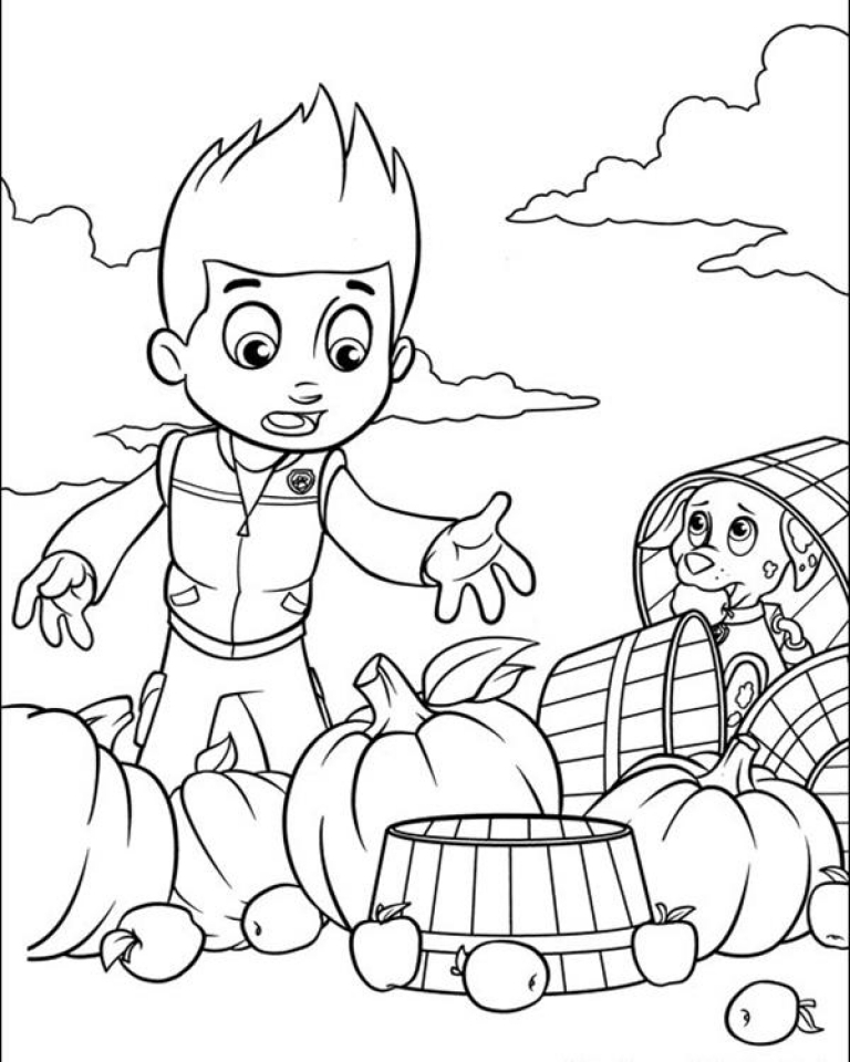 paw patrol free coloring pages printable paw patrol free printable coloring pages at getdrawings coloring printable free patrol paw pages