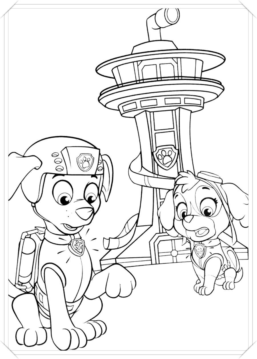 paw patrol sweetie coloring pages sweetie paw patrol fanon wiki fandom powered by wikia patrol sweetie pages paw coloring