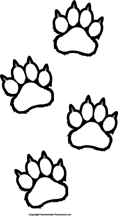 paw prints coloring pages blue paw print free a4 printable coloring page wecoloring paw coloring prints pages