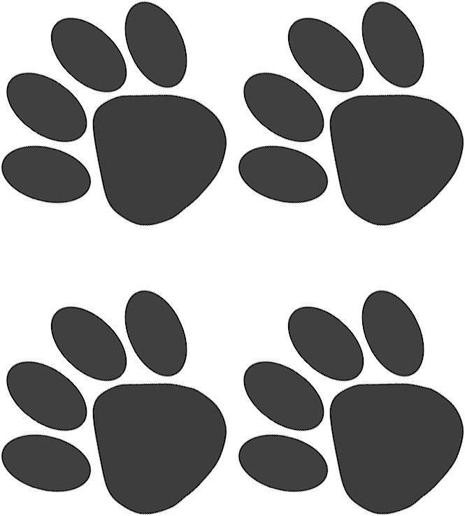 paw prints coloring pages paw print coloring page high quality educative printable coloring paw prints pages