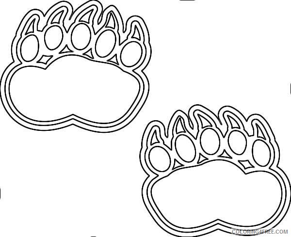 paw prints coloring pages paw prints coloring page or digital stamp coloring pages prints paw