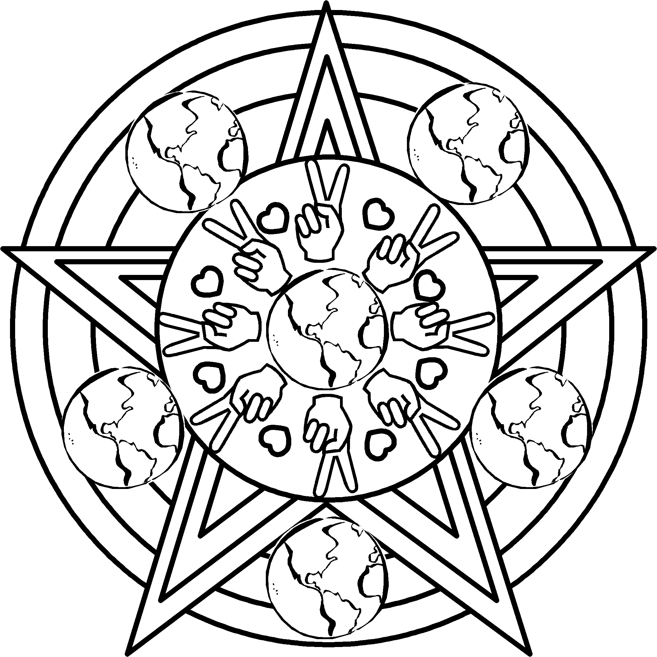 peace coloring pages peace coloring pages to download and print for free pages peace coloring 1 1