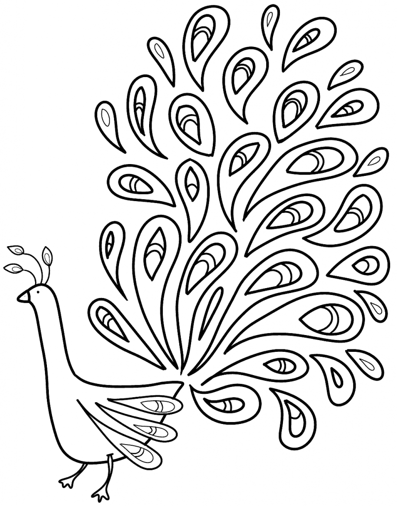 peacock coloring pages for adults pin on animal coloring pages adults for pages peacock coloring