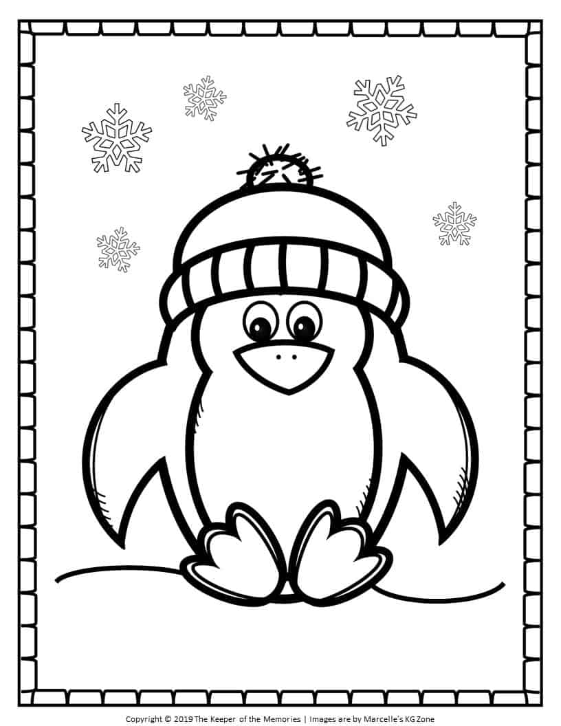 penguin for coloring cute penguin coloring pages image animal place for penguin coloring