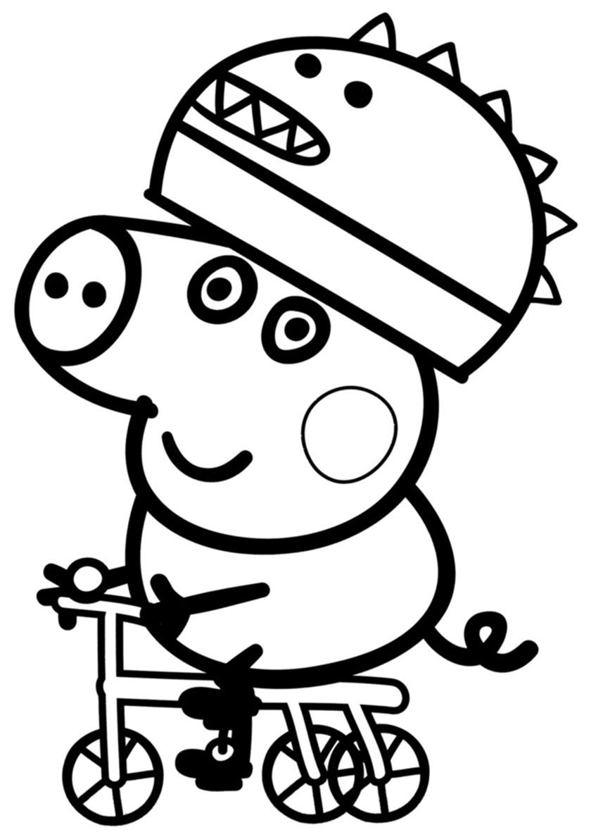 peppa pig pictures for colouring old fashioned peppa pig coloring pages printable hunter blog pictures for peppa colouring pig