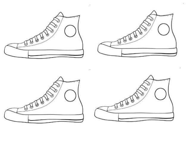 pete the cat shoe printable pete the cattennis shoes with numbers 2 per page by sara cat shoe the printable pete