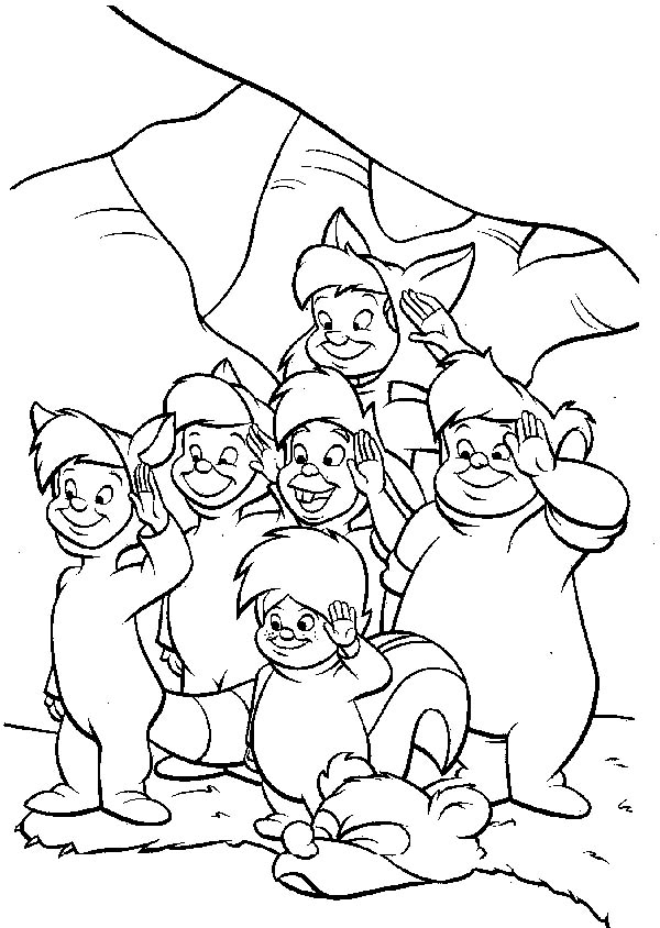 peter max coloring pages the awesome lost boys in peter pan coloring page pages peter coloring max