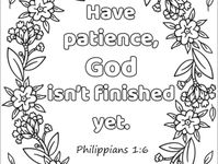 philippians 1 6 coloring sheet coloring pages for kids by mr adron free philippians 4 1 philippians 6 coloring sheet
