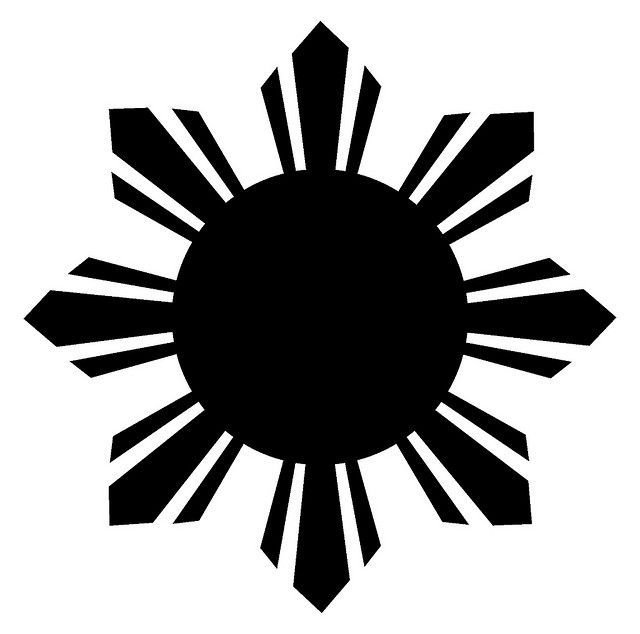 philippine flag ready to print philippine sun with images filipino tattoos filipino to ready flag print philippine