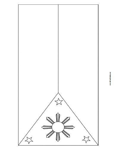 philippine flag ready to print philippines flag coloring page ready philippine to print flag