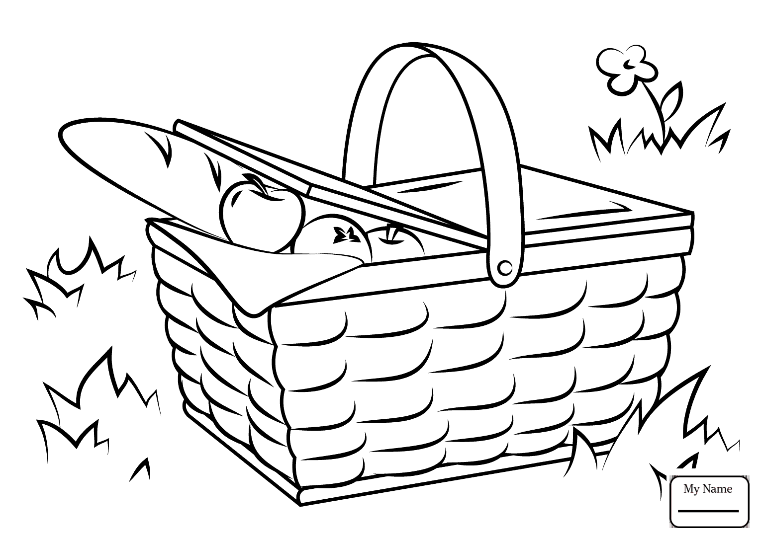 picnic table coloring page picnic table coloring page at getcoloringscom free page picnic coloring table