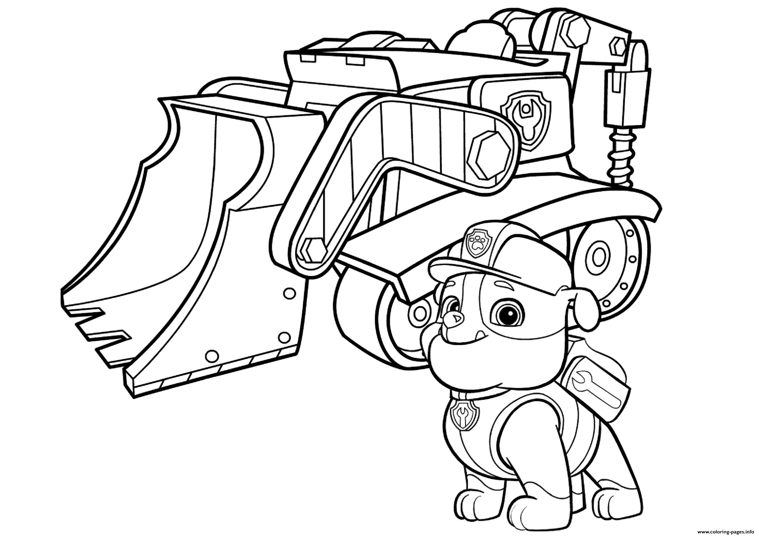 pics of paw patrol paw patrol coloring pages free paw patrol coloring pages patrol pics paw of