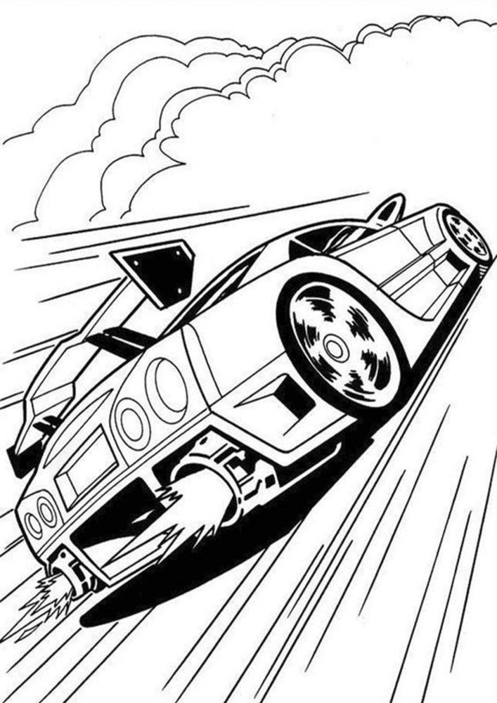 picture of a car to color 17 free sports car coloring pages for kids save print car color a of to picture