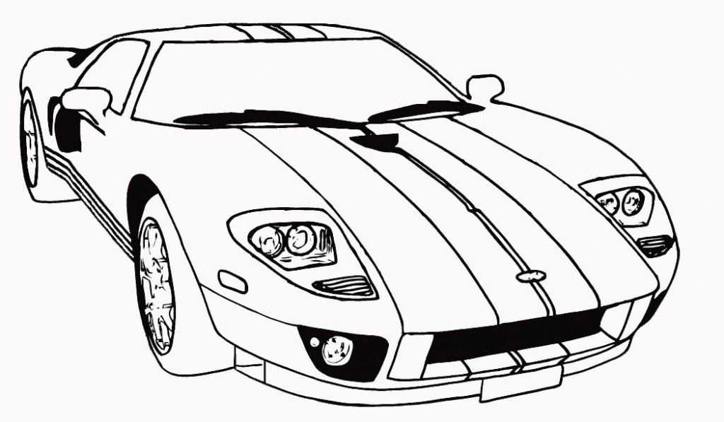 picture of a car to color cars coloring pages cool2bkids of to car a picture color