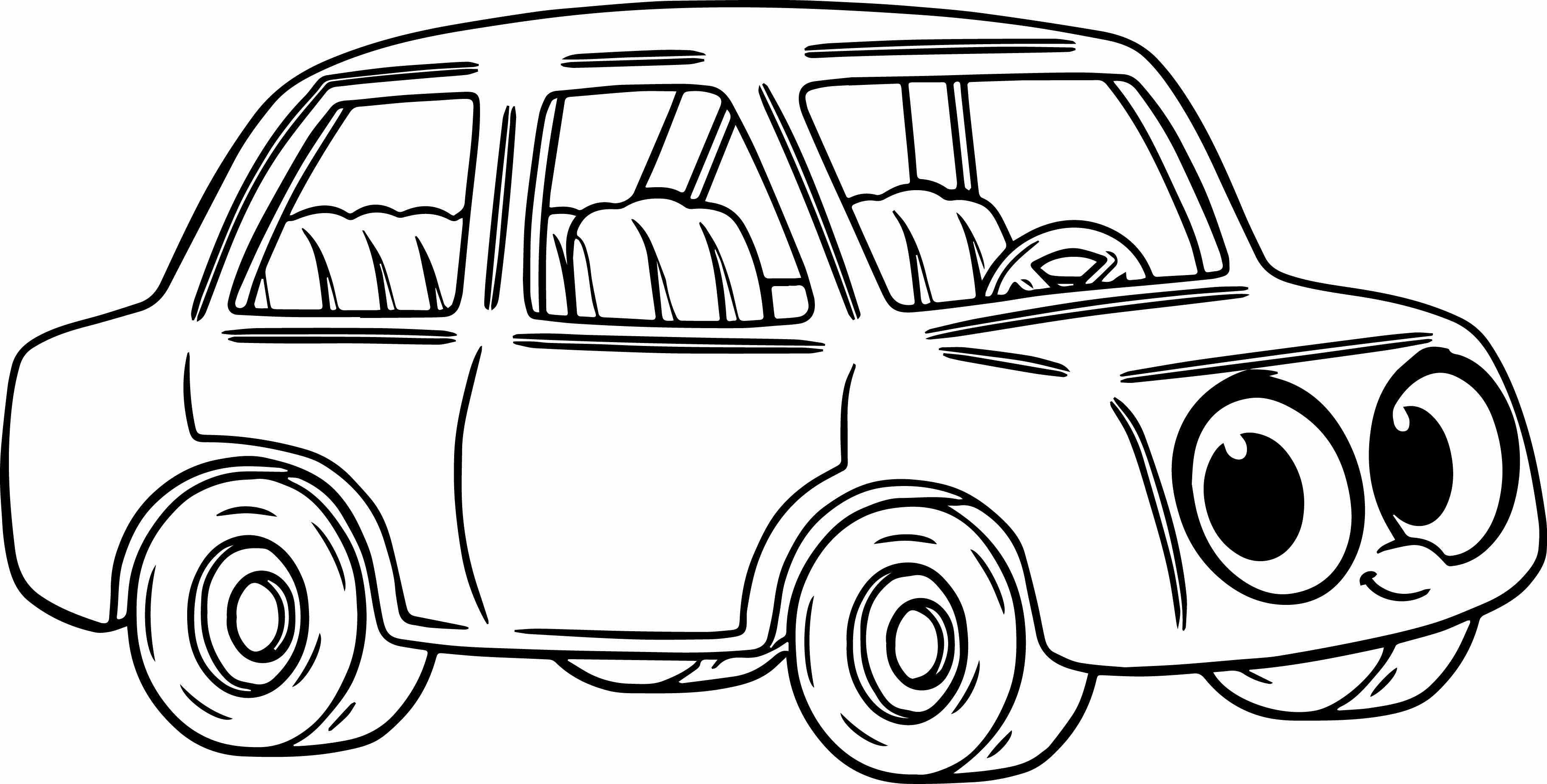 picture of a car to color cars coloring pages for kids printable free coloing car color of a to picture