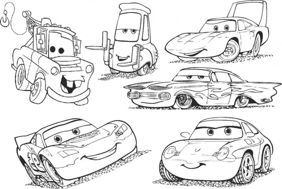 picture of a car to color coloring pages racecars coloring pages car of to color a picture