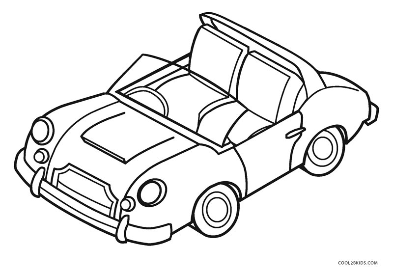 picture of a car to color free jeep coloring pages to print picture car color to a of