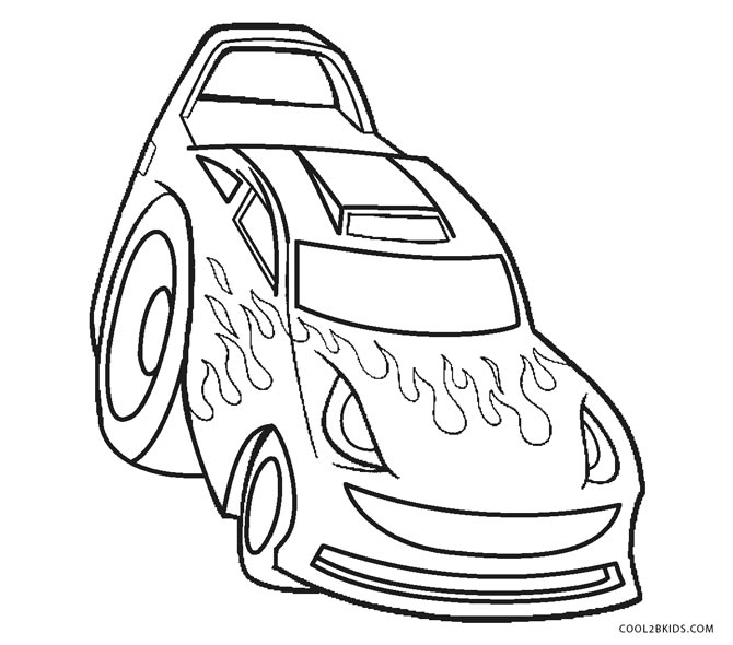 picture of a car to color free printable race car coloring pages for kids car of color a picture to