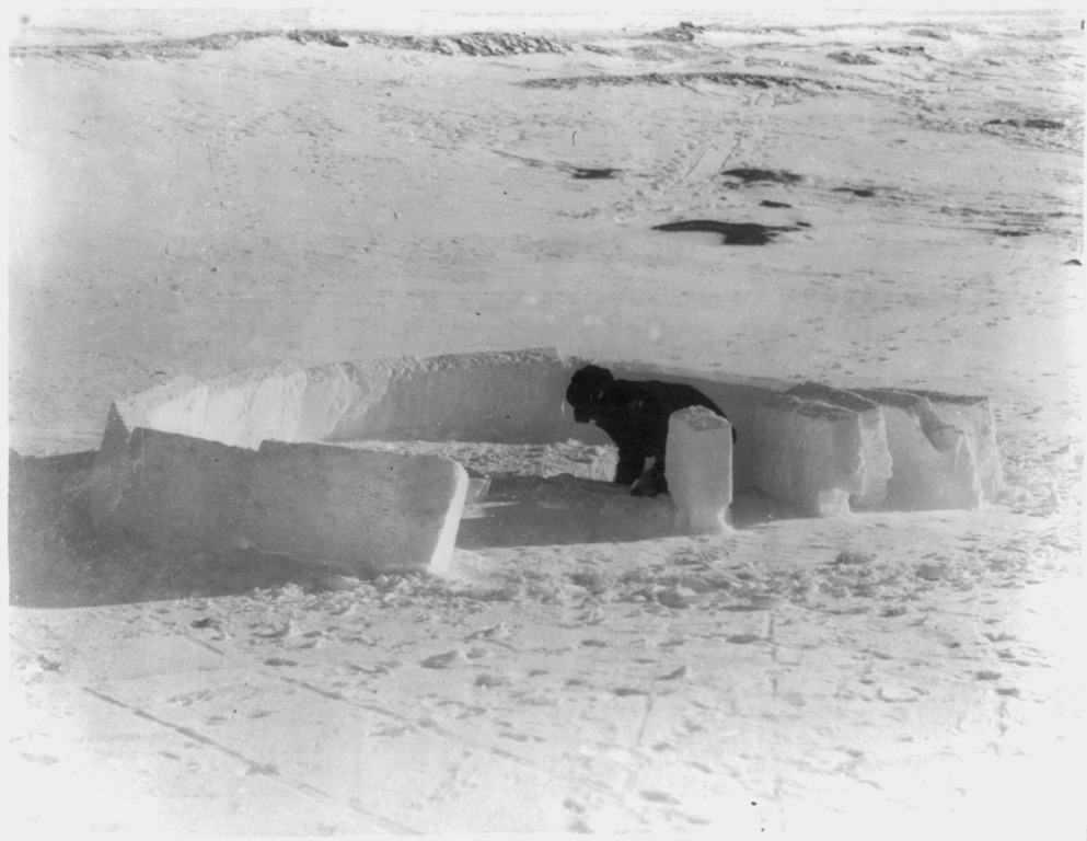 picture of an igloo monte gets an igloo 939 1015 the river939 1015 an picture igloo of