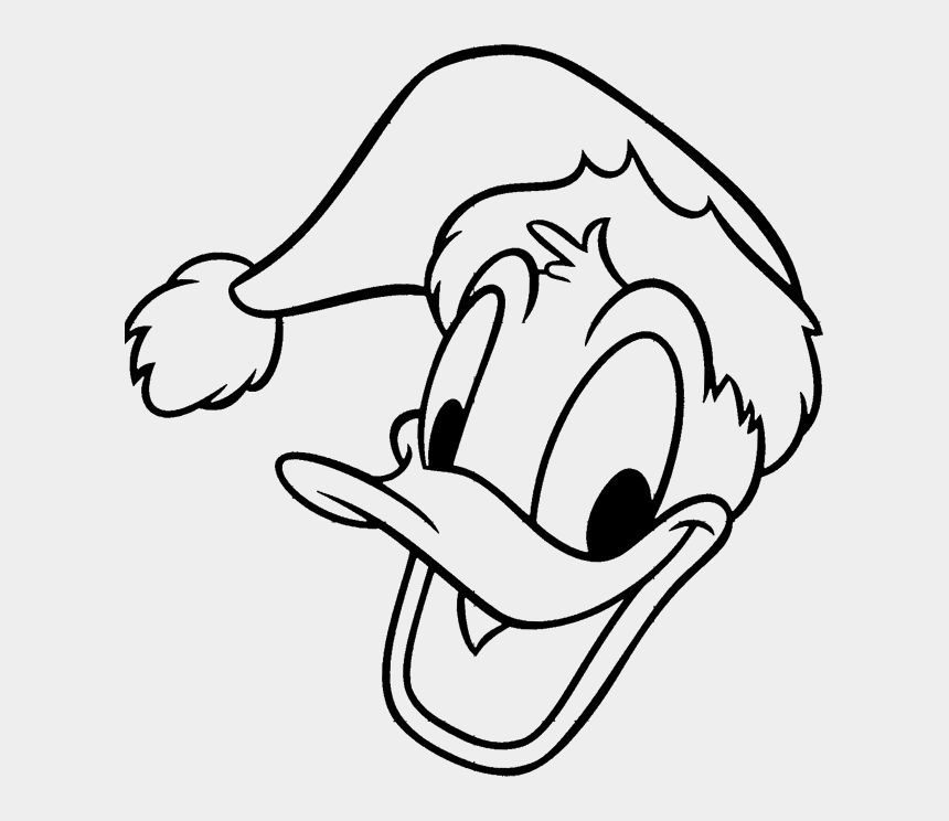 picture of donald duck donald duck christmas drawing cliparts cartoons jingfm donald of picture duck