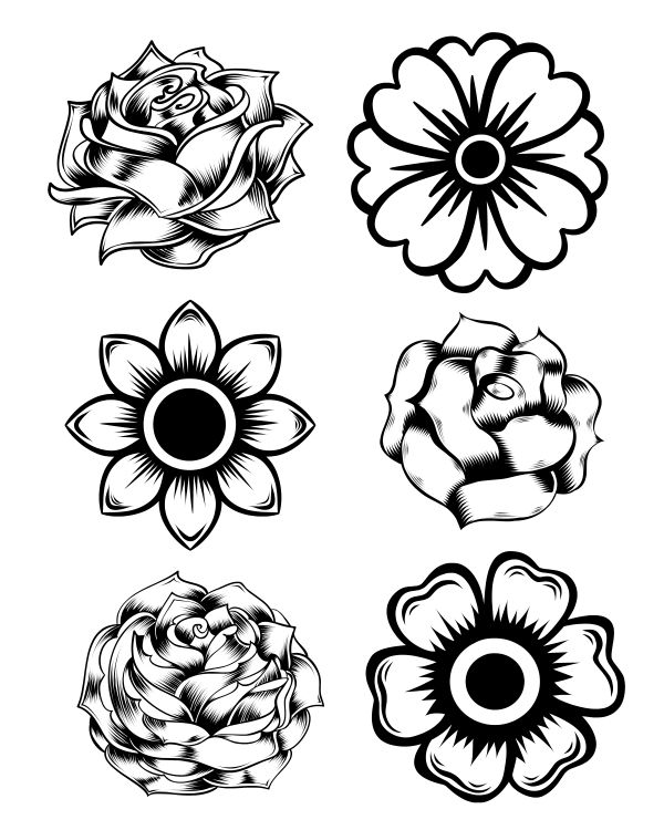 picture of flowers to print wedding flowers coloring pages at getcoloringscom free flowers to picture print of