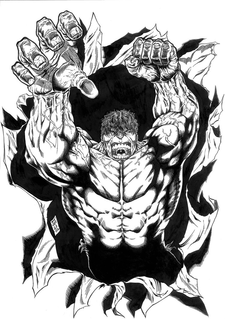picture of hulk how to draw the incredible hulk drawingforallnet of hulk picture