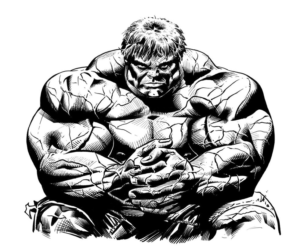 picture of hulk hulk sketch by markdraws on deviantart sketches artwork of hulk picture