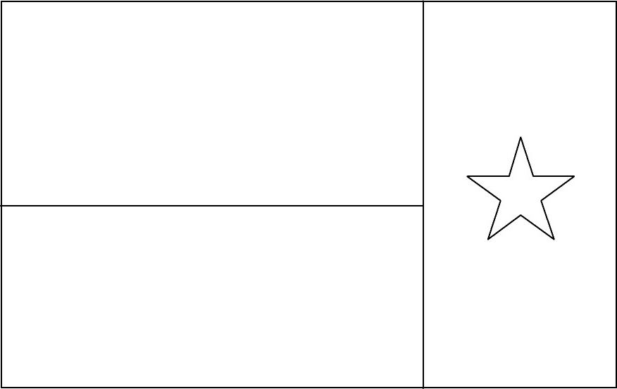 picture of texas flag to color child coloring texas flag coloring picture to texas flag color of