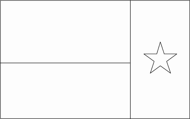 picture of texas flag to color texas flag coloring child coloring color texas of flag picture to