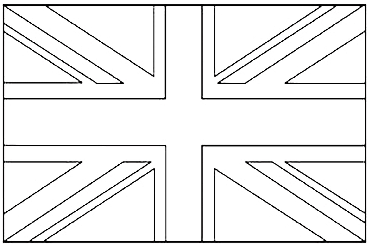 picture of union jack flag to colour free printable union jack flag to colour free printable picture of union to colour jack flag