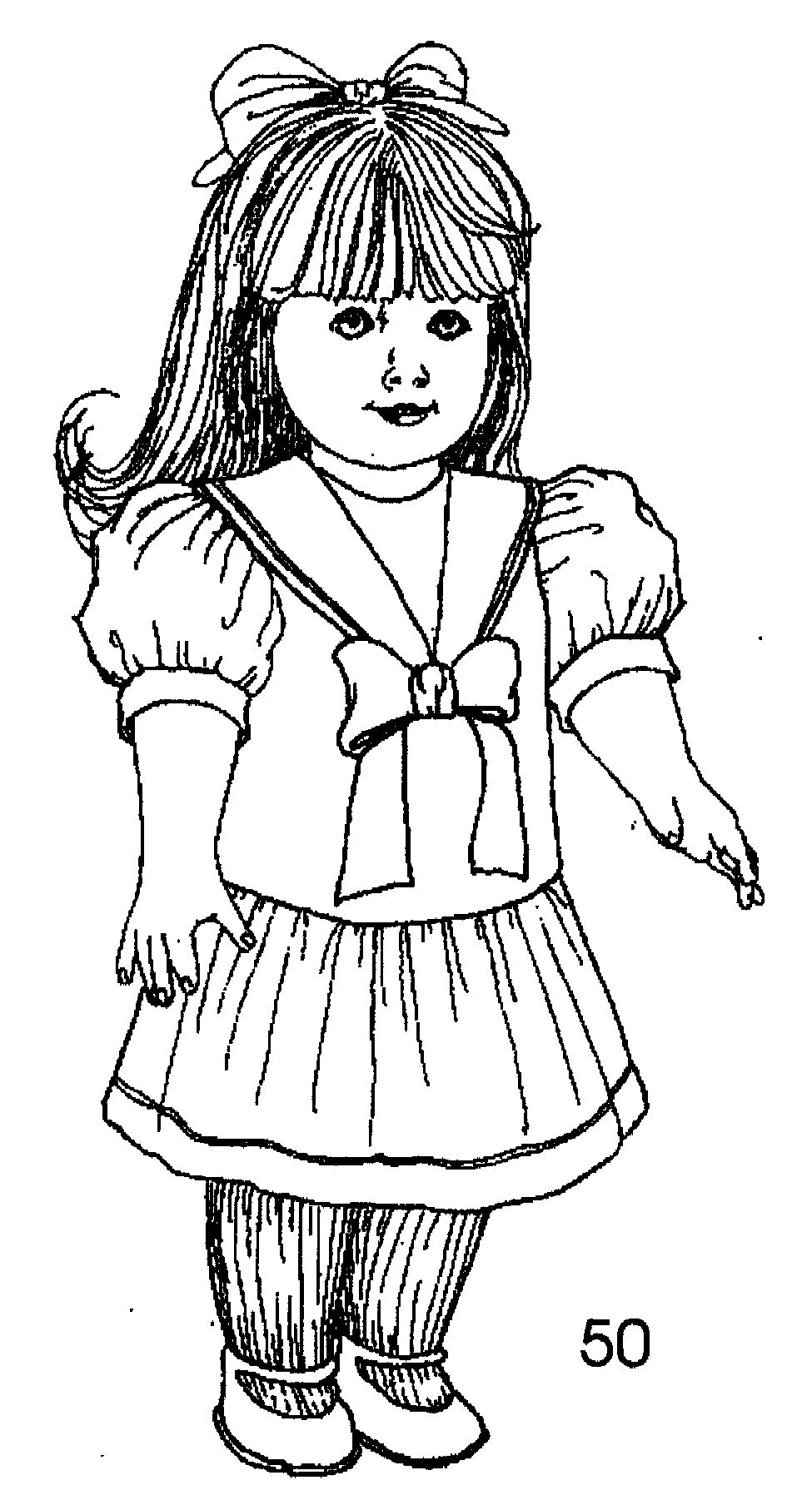 pictures of american girl dolls to color 24 creative picture of american girl doll coloring pages pictures american to girl color of dolls