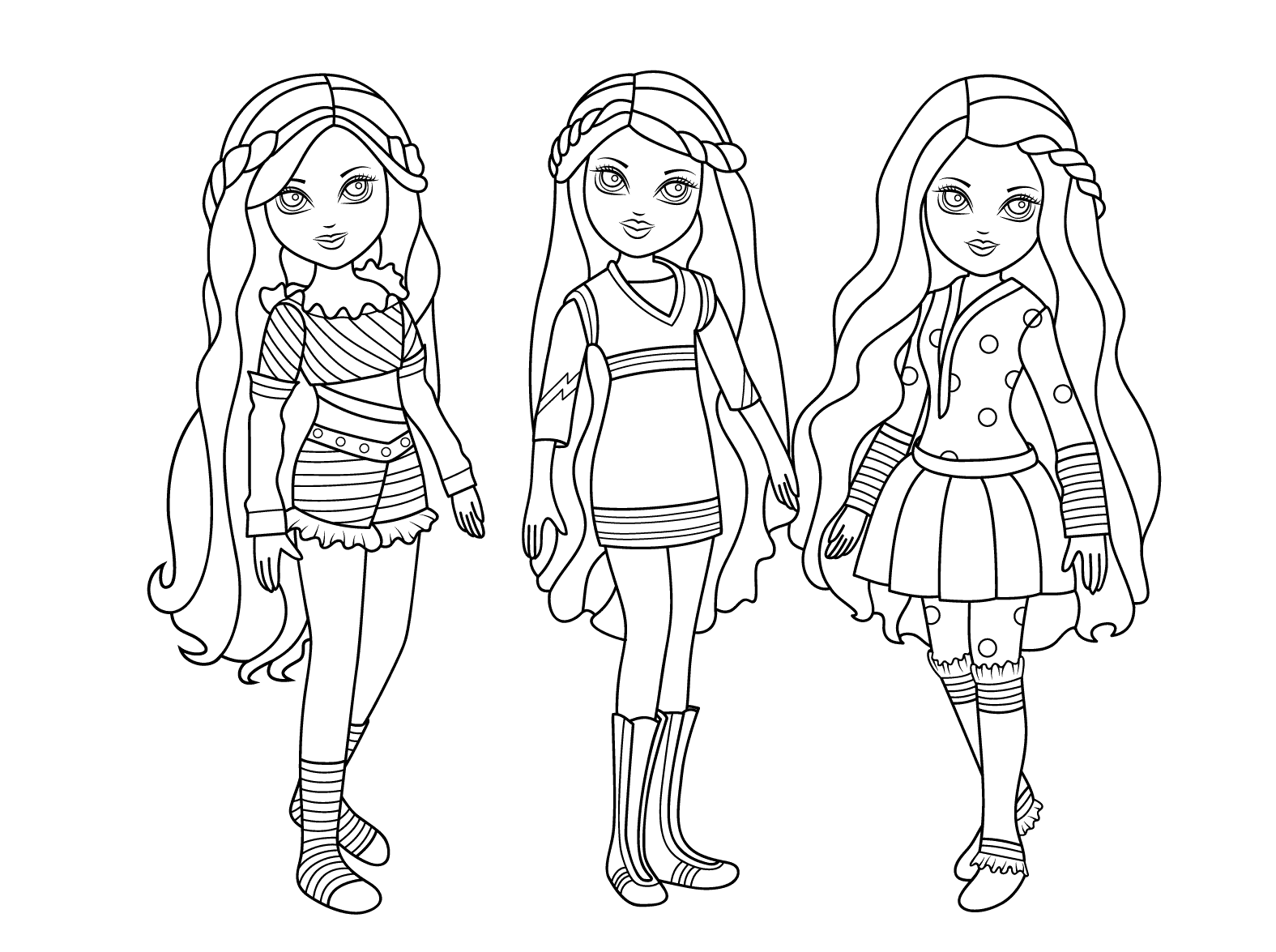 pictures of american girl dolls to color american girl doll coloring pages free printable american american to pictures of color dolls girl