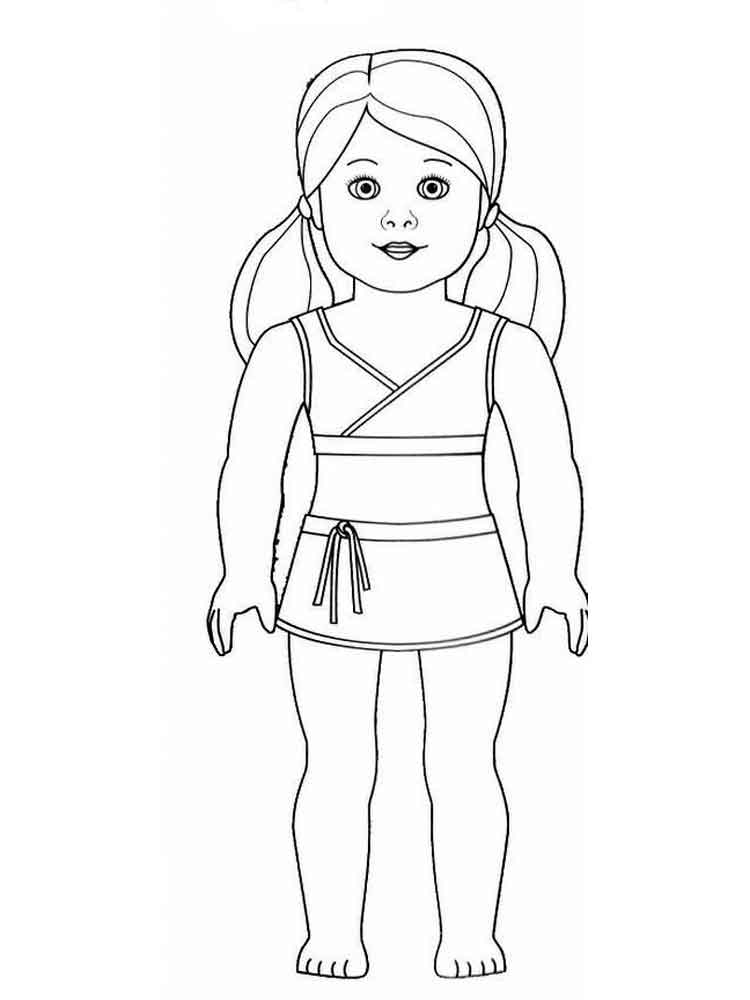 pictures of american girl dolls to color american girl doll coloring pages to download and print of pictures girl american color dolls to