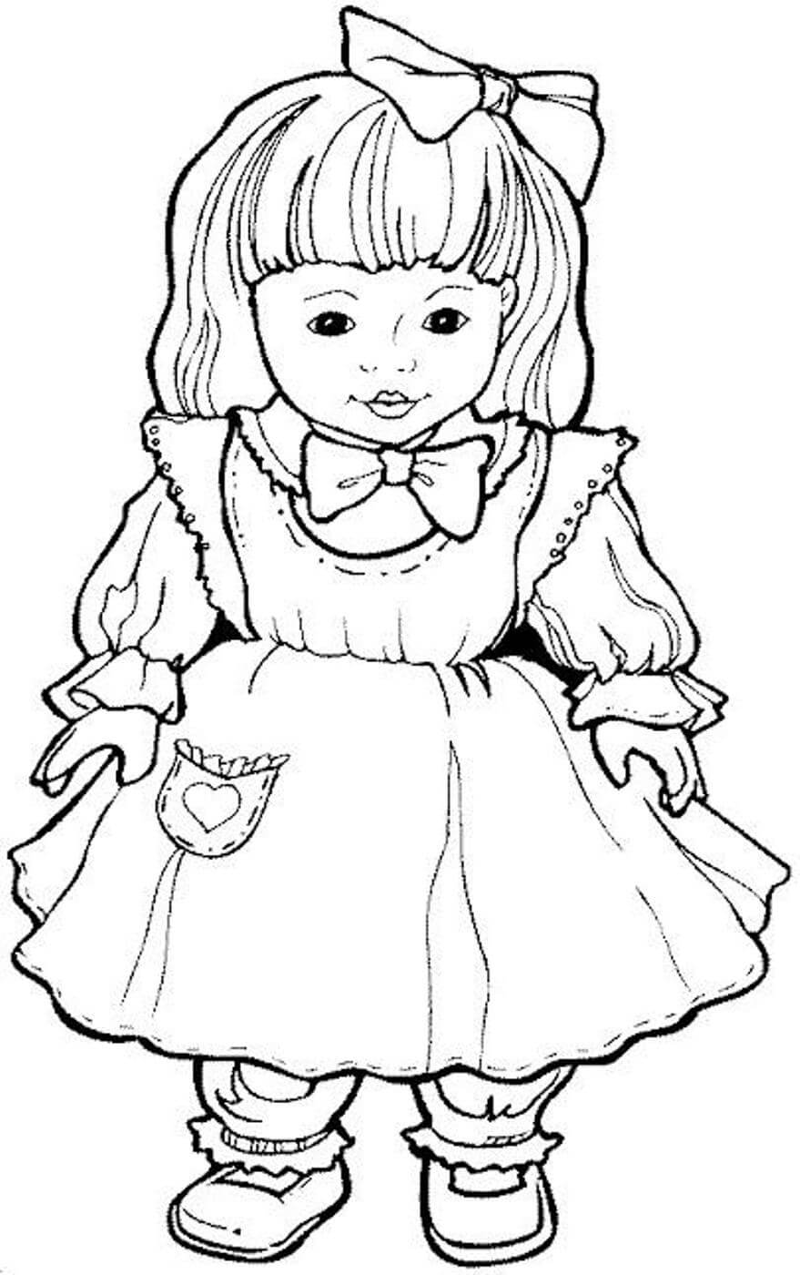 pictures of american girl dolls to color cute ag american girl doll coloring pages coloring sheets american of pictures dolls color girl to