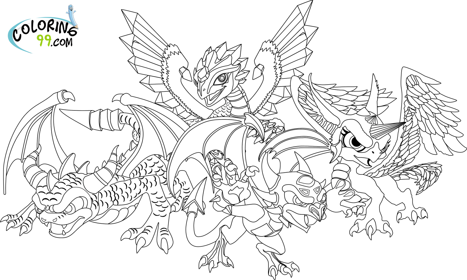 pictures of dragons to colour in coloring pages dragon coloring pages free and printable in colour of pictures to dragons