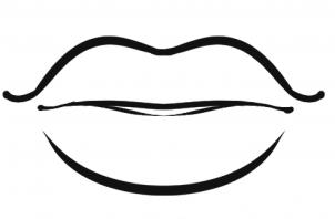 pictures of lips to color beauty lippy lips coloring pages get coloring pages to pictures lips color of