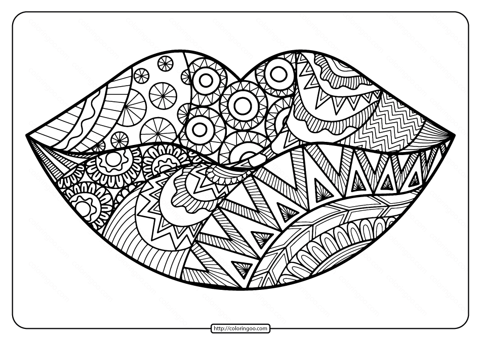 pictures of lips to color lips coloring pages coloring pages to download and print color pictures lips to of