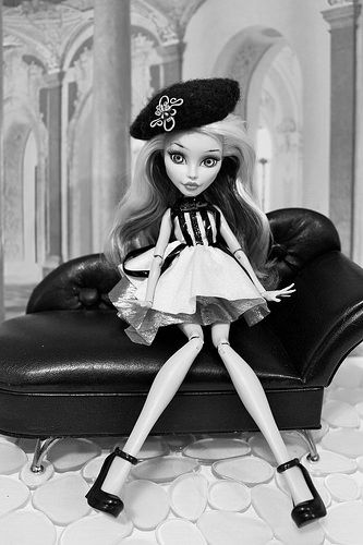 pictures of monster high dolls dawn of the dance clawdeen black and white monster high dolls of pictures monster high