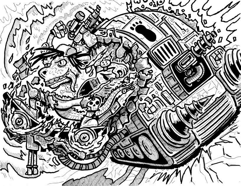 pictures of ninja turtle tmnt coloring pages getcoloringpagescom turtle pictures ninja of