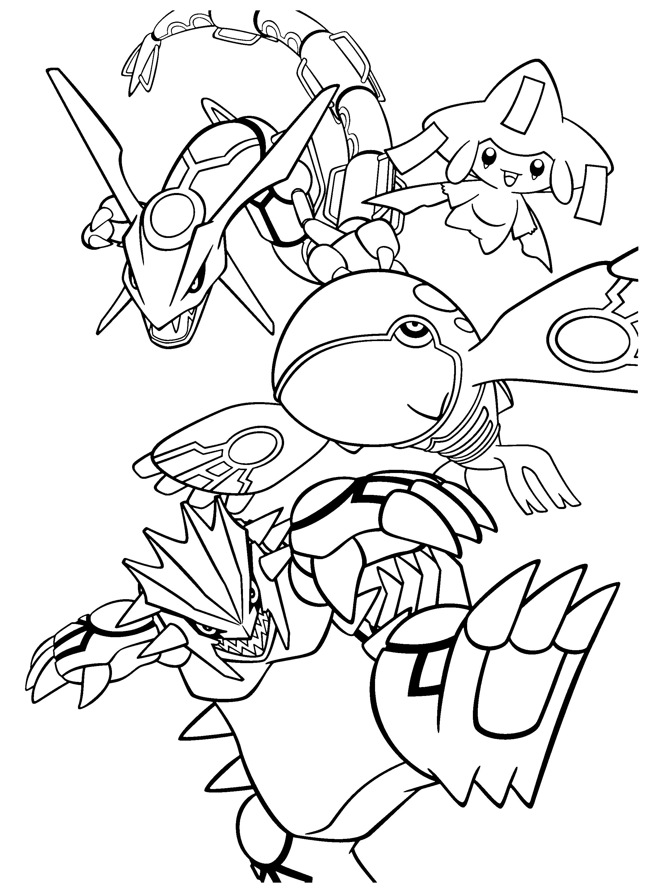 pictures of pokemon coloring pages pokemon coloring pages join your favorite pokemon on an of coloring pictures pages pokemon