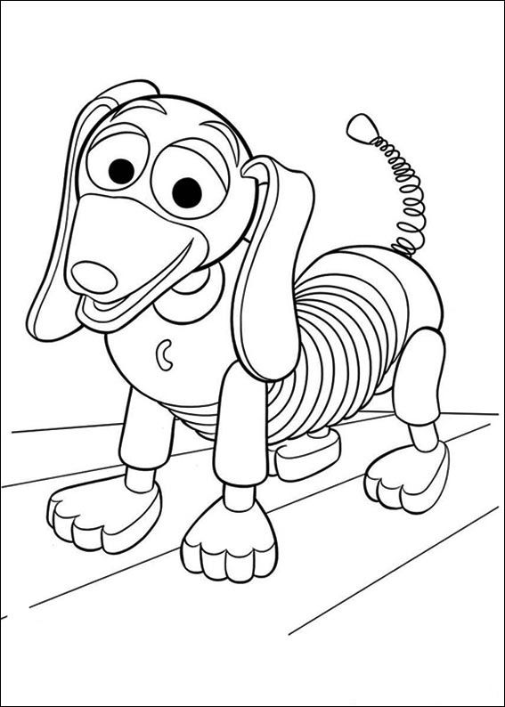 pictures of slinky dog from toy story slinky dog toy story drawings dog toys artwork pictures dog of story from toy slinky