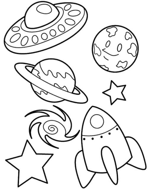 pictures of the planets to color planet coloring pages aprendizaje material educativo y to color of pictures planets the
