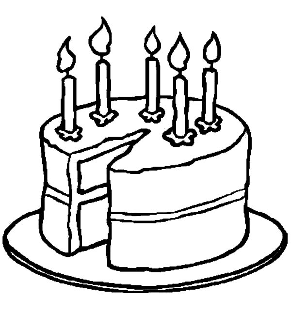 piece of cake coloring page dulemba coloring page tuesday piece of cake of cake page piece coloring