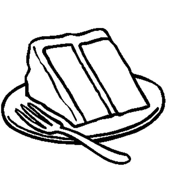 piece of cake coloring page netart 1 place for coloring for kids part 5 page coloring piece of cake