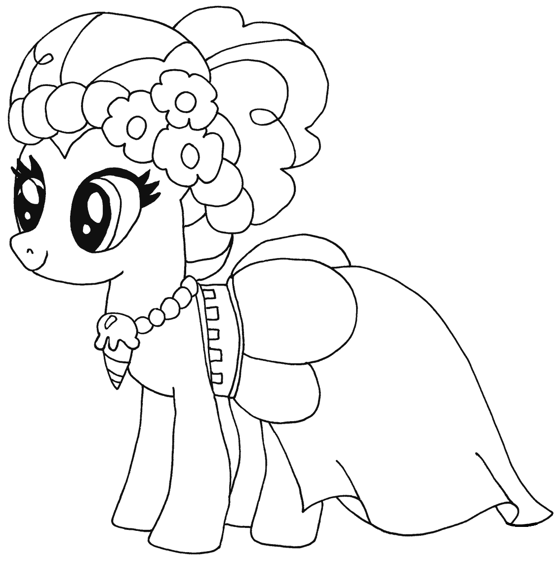pinkie pie coloring pinkie pie coloring pages my little pony coloring pinkie pie coloring
