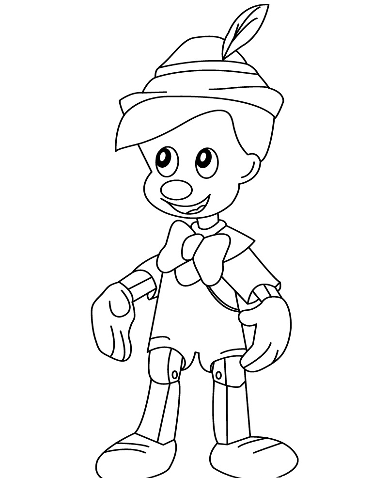 pinocchio coloring sheet carved out of wood 15 pinocchio coloring pages and pinocchio sheet coloring