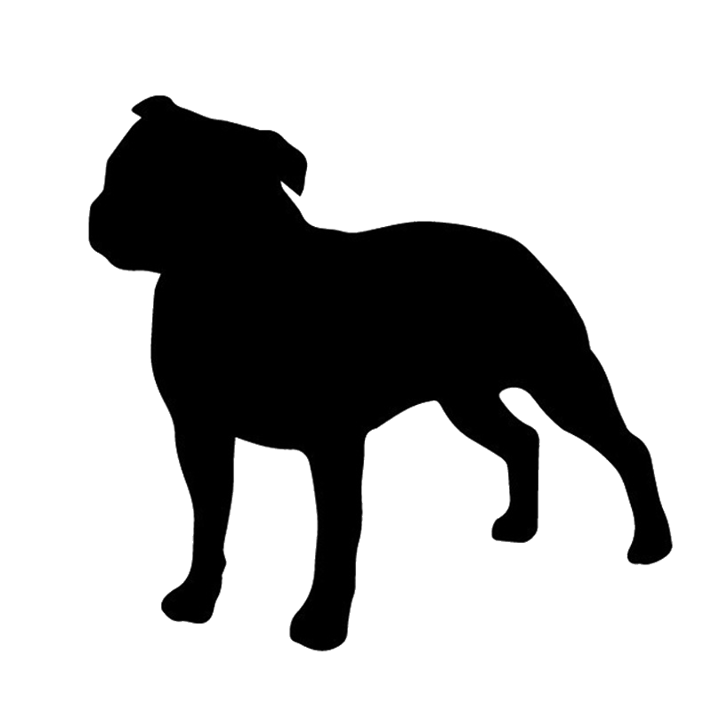 pitbull silhouette pit bull silhouette stonewall decals pitbull silhouette