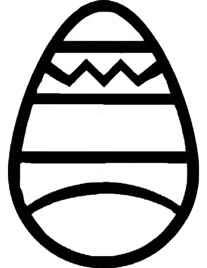 plain easter egg coloring pages free printable easter egg coloring pages coloring home plain pages easter coloring egg