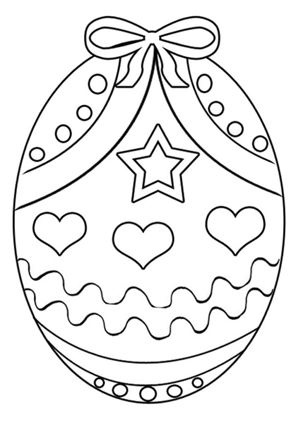 plain easter egg coloring pages plain easter egg coloring pages at getcoloringscom free coloring plain pages easter egg